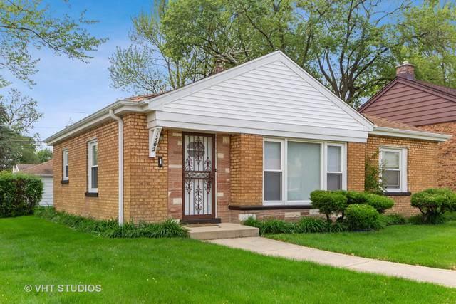 1502 N Maple Avenue, La Grange Park, IL 60526 (MLS #10559919) :: Touchstone Group