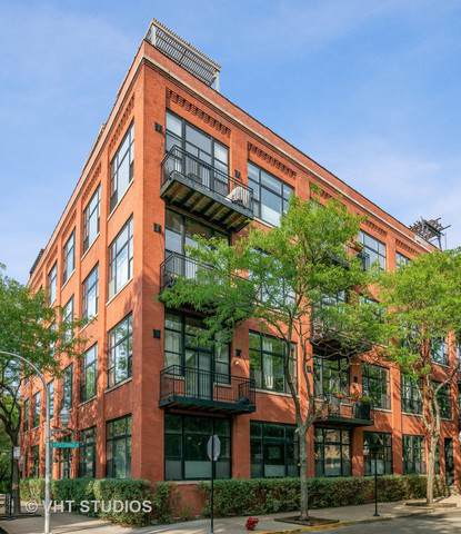 1259 N Wood Street #201, Chicago, IL 60622 (MLS #10560051) :: Property Consultants Realty