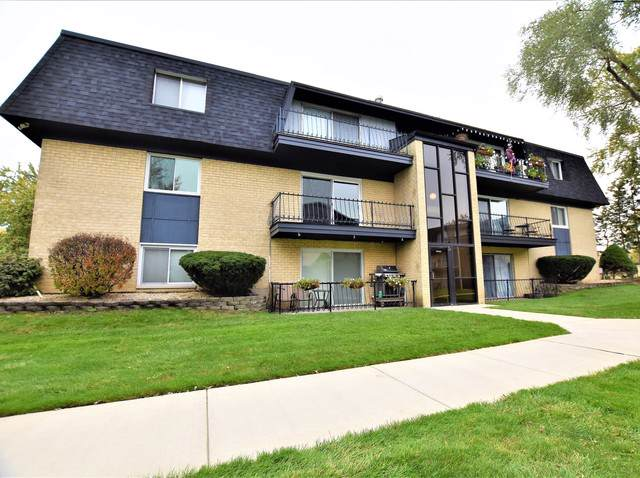 11106 S 84th Avenue 2B, Palos Hills, IL 60465 (MLS #10560327) :: Property Consultants Realty