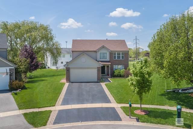 226 Angela Circle, Oswego, IL 60543 (MLS #10560337) :: Touchstone Group
