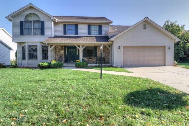 2802 Pine Valley Drive, Champaign, IL 61822 (MLS #10560741) :: Ryan Dallas Real Estate