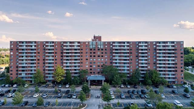 21 Kristin Drive #410, Schaumburg, IL 60195 (MLS #10561265) :: Suburban Life Realty