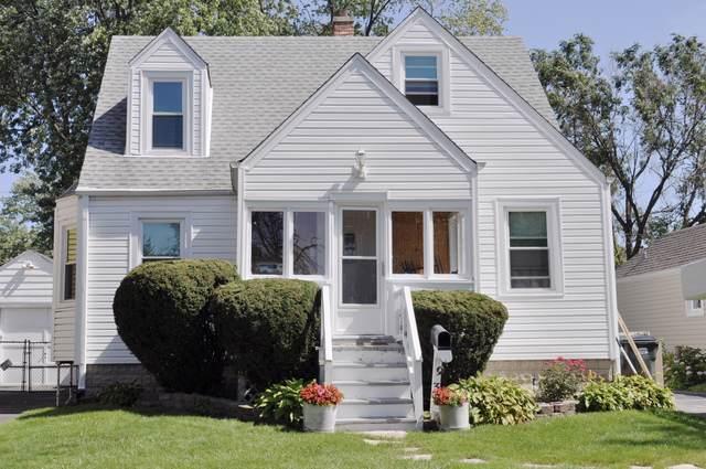 9131 Newcastle Avenue, Morton Grove, IL 60053 (MLS #10561767) :: John Lyons Real Estate