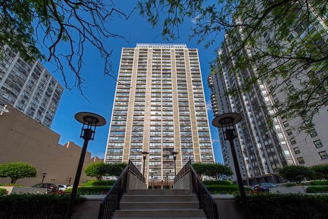 5733 N Sheridan Road 7A, Chicago, IL 60660 (MLS #10562027) :: The Wexler Group at Keller Williams Preferred Realty