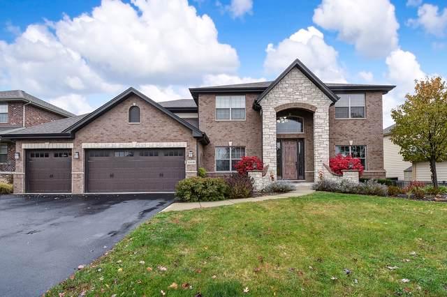 16608 W Deerwood Drive, Lockport, IL 60441 (MLS #10562112) :: Century 21 Affiliated