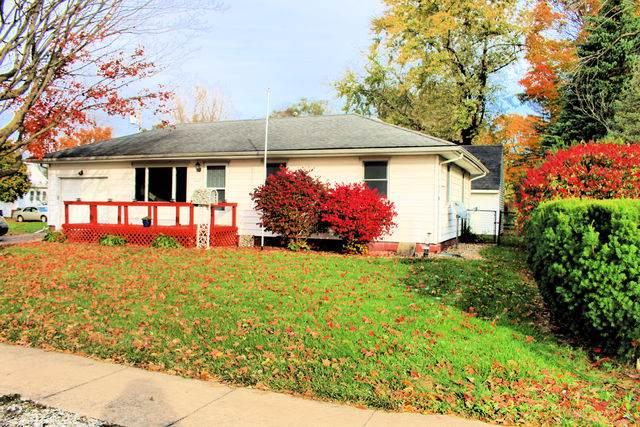 445 S High Street, Paxton, IL 60957 (MLS #10562212) :: Ryan Dallas Real Estate