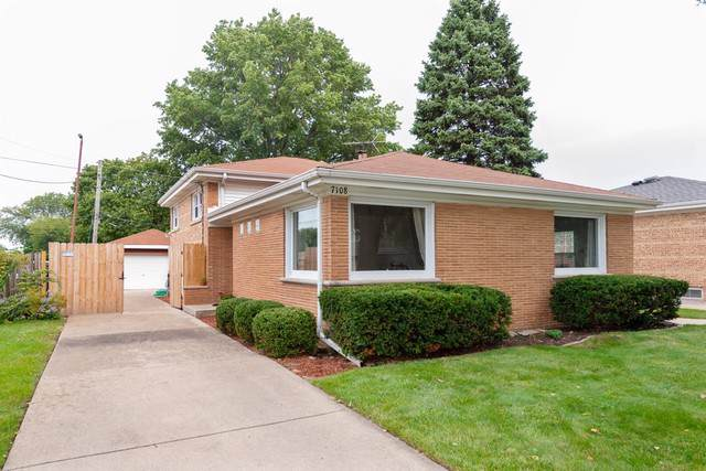 7108 W Kedzie Street, Niles, IL 60714 (MLS #10562569) :: The Dena Furlow Team - Keller Williams Realty