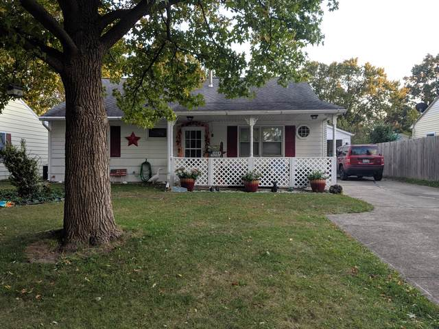1064 Bel Aire Drive, Rantoul, IL 61866 (MLS #10563553) :: Ryan Dallas Real Estate