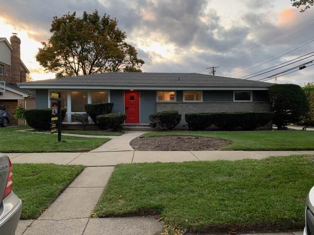 7542 Lowell Avenue, Skokie, IL 60076 (MLS #10563632) :: Property Consultants Realty