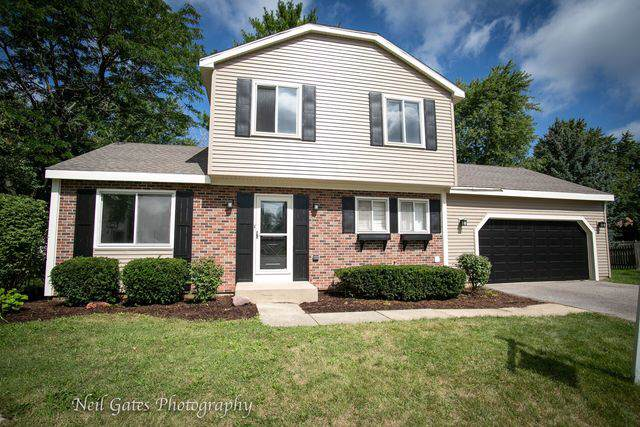 1329 Duquesne Avenue, Naperville, IL 60565 (MLS #10564139) :: The Wexler Group at Keller Williams Preferred Realty