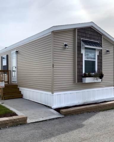 35 Elm Lane, Hodgkins, IL 60525 (MLS #10564517) :: The Wexler Group at Keller Williams Preferred Realty