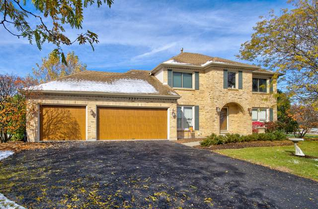 2301 Pebble Beach Drive, Plainfield, IL 60586 (MLS #10564926) :: The Wexler Group at Keller Williams Preferred Realty