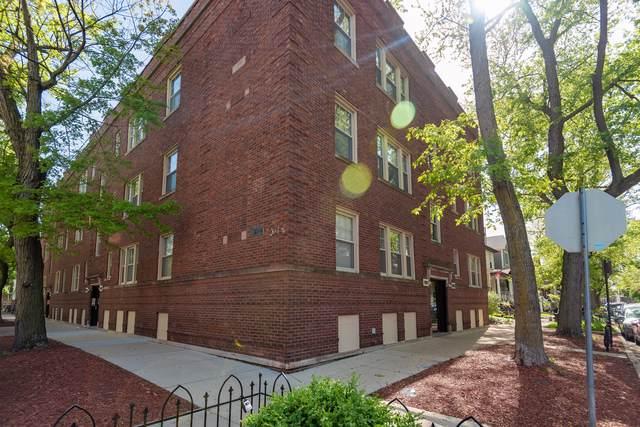 1901 W Newport Avenue #3, Chicago, IL 60657 (MLS #10565219) :: Touchstone Group