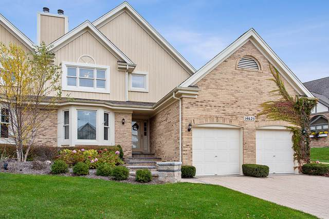14625 Golf Road, Orland Park, IL 60462 (MLS #10565292) :: The Mattz Mega Group