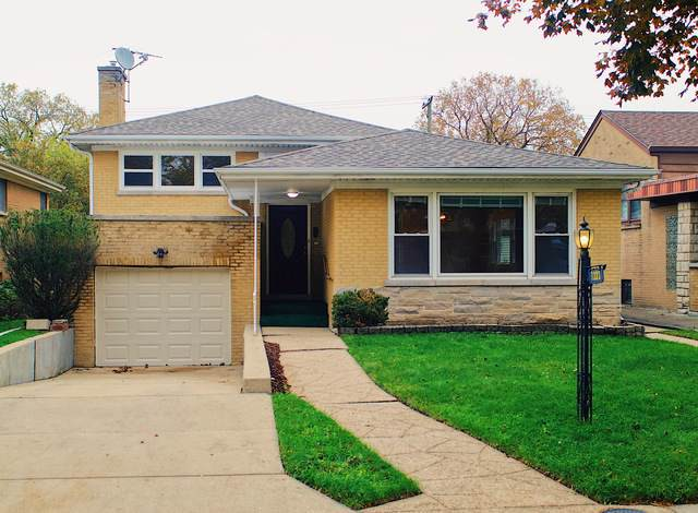 7323 N Karlov Avenue, Lincolnwood, IL 60712 (MLS #10565328) :: The Perotti Group | Compass Real Estate