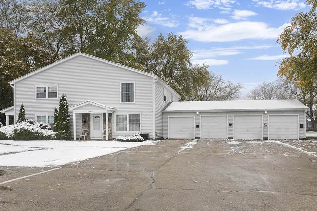 1330 N Glen Circle D, Aurora, IL 60506 (MLS #10565341) :: Property Consultants Realty