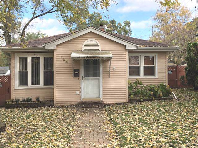 104 N Pearl Street W, Willow Springs, IL 60480 (MLS #10565427) :: The Wexler Group at Keller Williams Preferred Realty