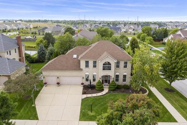 3848 Sunburst Lane, Naperville, IL 60564 (MLS #10565457) :: O'Neil Property Group