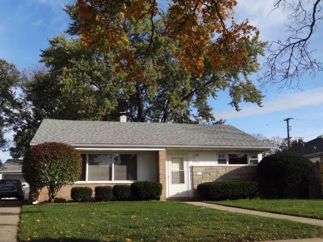 1091 E Villa Drive, Des Plaines, IL 60016 (MLS #10565535) :: Ryan Dallas Real Estate