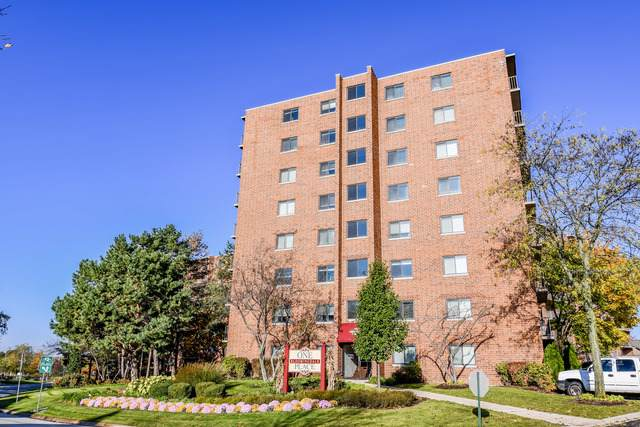 1 Bloomingdale Place #610, Bloomingdale, IL 60108 (MLS #10565555) :: Touchstone Group