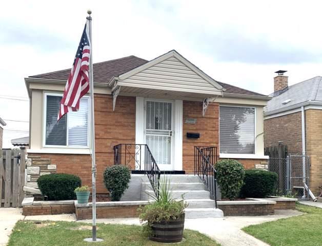 6016 S Mason Avenue, Chicago, IL 60638 (MLS #10565564) :: The Mattz Mega Group