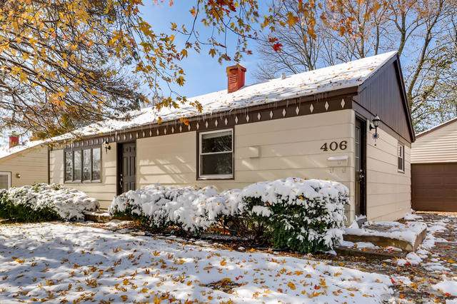 406 Hoover Drive, Carpentersville, IL 60110 (MLS #10565715) :: The Wexler Group at Keller Williams Preferred Realty