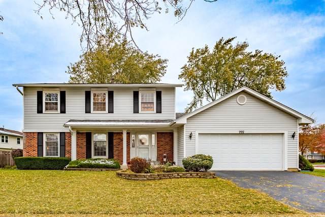 992 Tennessee Lane, Elk Grove Village, IL 60007 (MLS #10565720) :: Baz Realty Network | Keller Williams Elite