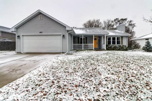 407 Sherwood Drive, ST. JOSEPH, IL 61873 (MLS #10565737) :: Property Consultants Realty