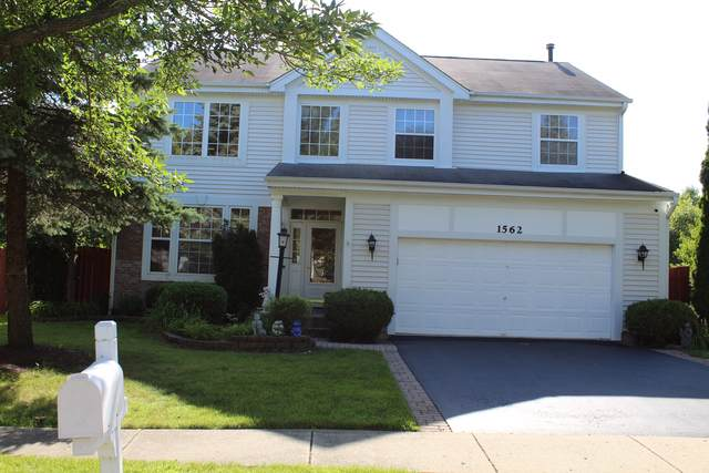 1562 Greenfield Court, Gurnee, IL 60031 (MLS #10565975) :: Angela Walker Homes Real Estate Group