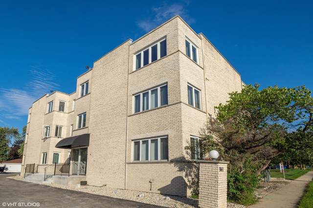941 N Northwest Highway 3A, Park Ridge, IL 60068 (MLS #10566025) :: Property Consultants Realty