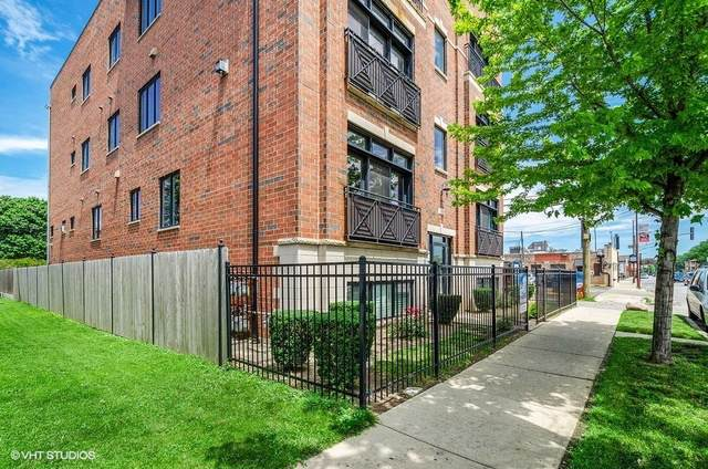 5618 W Lawrence Avenue 1E, Chicago, IL 60630 (MLS #10566026) :: Property Consultants Realty