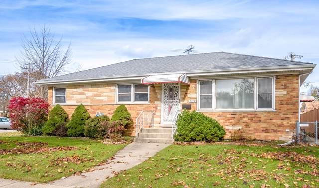 7158 W Lill Street, Niles, IL 60714 (MLS #10566114) :: John Lyons Real Estate