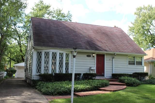 622 Park Plaine Avenue, Park Ridge, IL 60068 (MLS #10566124) :: Property Consultants Realty