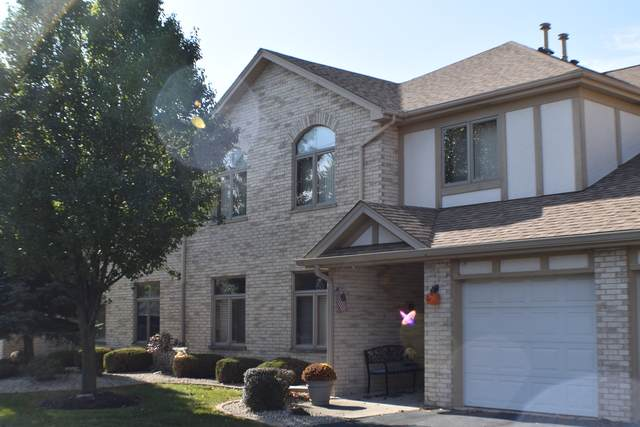 18410 Pine Cone Drive #3, Tinley Park, IL 60477 (MLS #10566183) :: The Wexler Group at Keller Williams Preferred Realty