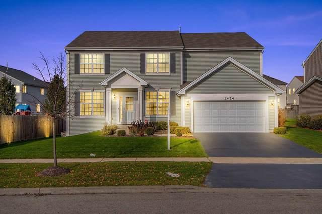 1474 Baroque Avenue, Volo, IL 60073 (MLS #10566434) :: Property Consultants Realty
