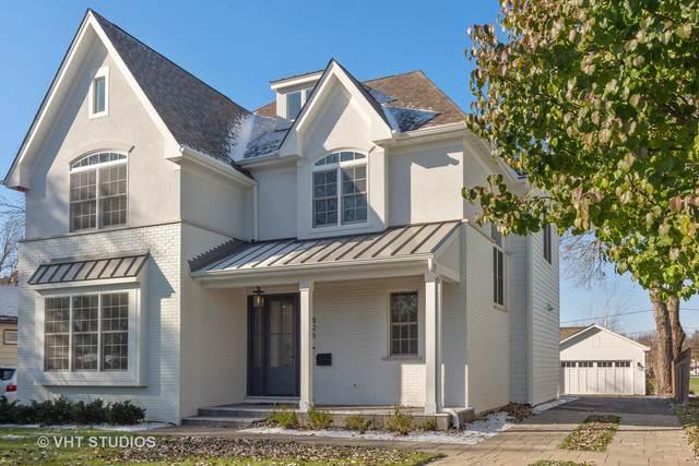 826 S Grove Avenue, Barrington, IL 60010 (MLS #10566490) :: Helen Oliveri Real Estate