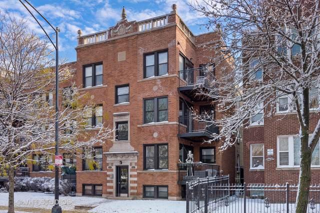 4247 N Ashland Avenue #2, Chicago, IL 60613 (MLS #10566531) :: Angela Walker Homes Real Estate Group