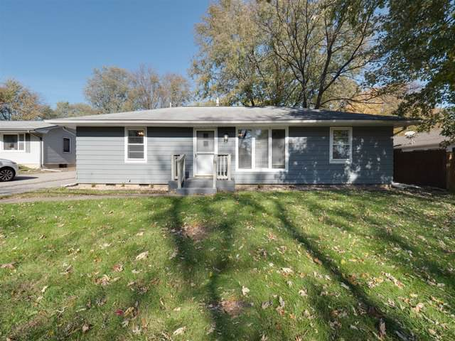 1402 W Hovey Avenue, Normal, IL 61761 (MLS #10566702) :: The Perotti Group   Compass Real Estate