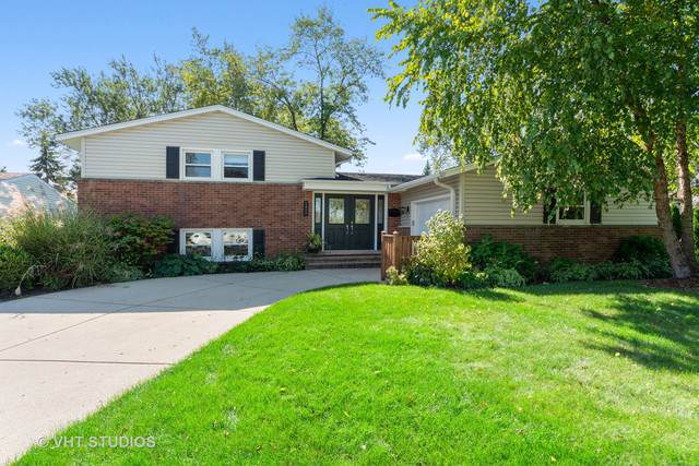 1011 W Frontenac Drive, Arlington Heights, IL 60004 (MLS #10566721) :: Century 21 Affiliated