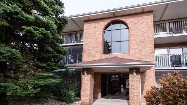 13432 E Circle Drive #503, Crestwood, IL 60418 (MLS #10566742) :: The Perotti Group | Compass Real Estate
