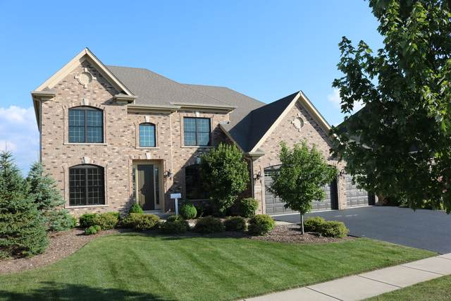 1991 Legends Drive, Wheaton, IL 60189 (MLS #10566848) :: Berkshire Hathaway HomeServices Snyder Real Estate