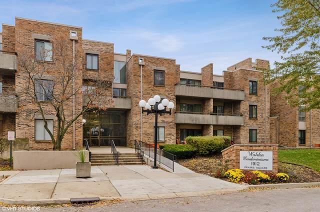 1912 Prairie Square 227A, Schaumburg, IL 60173 (MLS #10566871) :: Baz Realty Network | Keller Williams Elite