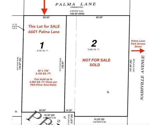 6607 Palma Lane, Morton Grove, IL 60053 (MLS #10566983) :: John Lyons Real Estate