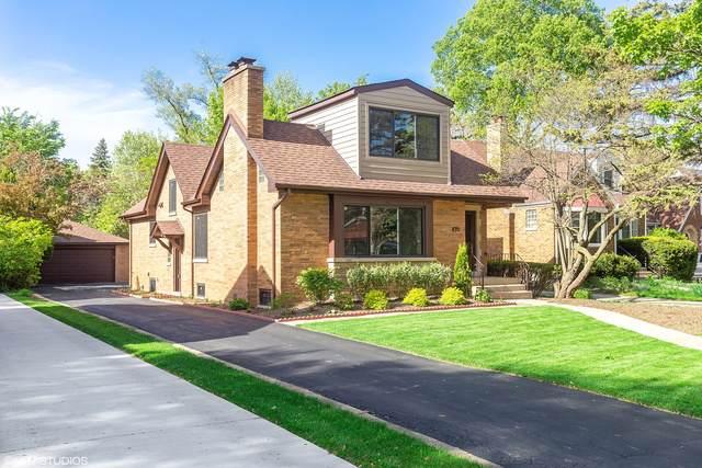 470 Selborne Road, Riverside, IL 60546 (MLS #10567189) :: The Dena Furlow Team - Keller Williams Realty