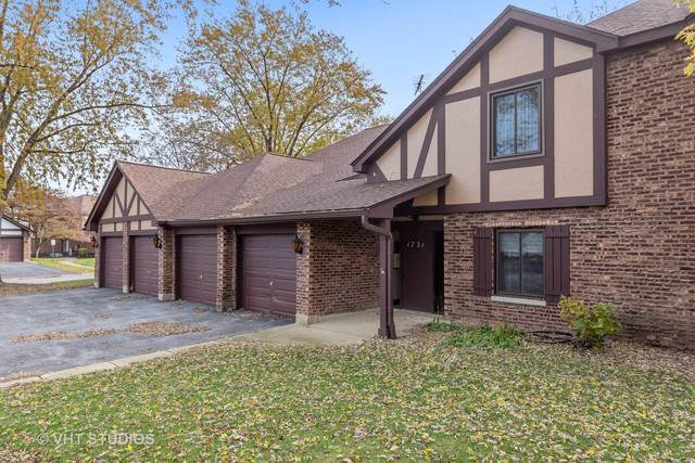 1731 Harrow Court D, Wheaton, IL 60189 (MLS #10567393) :: John Lyons Real Estate