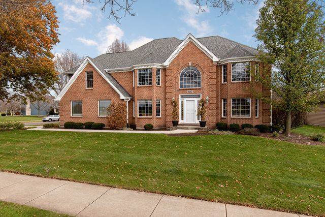 3504 Lawrence Drive, Naperville, IL 60564 (MLS #10567508) :: Century 21 Affiliated
