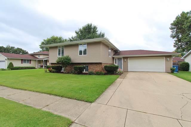 1252 Trend Drive, Morris, IL 60450 (MLS #10567550) :: Ryan Dallas Real Estate
