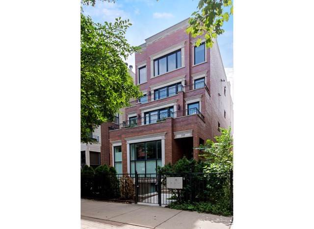 2319 W Wabansia Avenue #4, Chicago, IL 60622 (MLS #10567813) :: Baz Realty Network | Keller Williams Elite