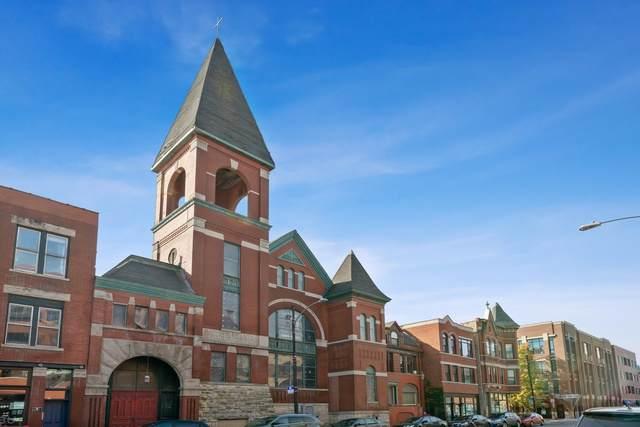 2215 North Avenue, Chicago, IL 60622 (MLS #10567932) :: The Perotti Group   Compass Real Estate