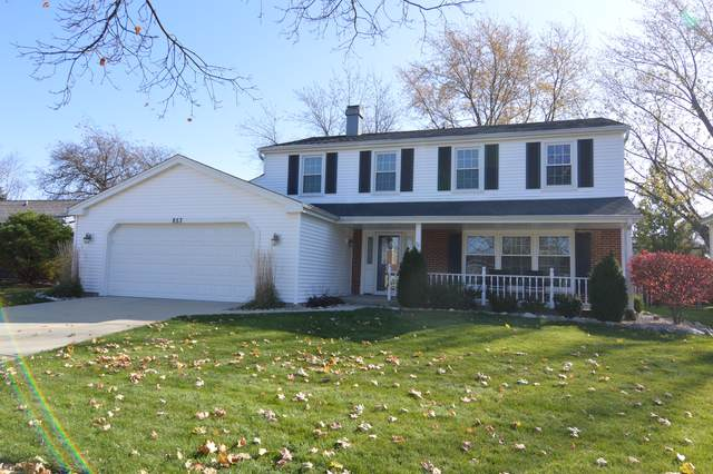 853 Boxwood Lane, Buffalo Grove, IL 60089 (MLS #10567976) :: Property Consultants Realty